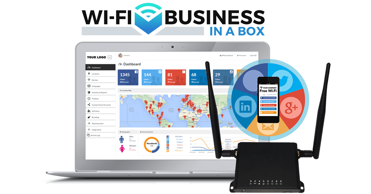 MyWiFi Networks Affiliate Program - 30% Recurring